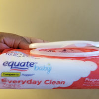 Equate Everyday Clean Fragrance Free Wipes, 40 sheets uploaded by Regina P.