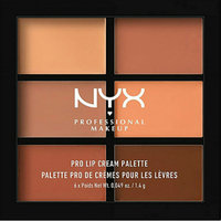 NYX Pro Lip Cream Palette uploaded by izabelly g.
