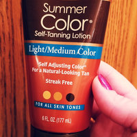 Banana Boat Sunless Summer Color Tinted Lotion uploaded by Renee H.