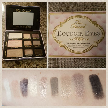 Photo of Too Faced Boudoir Eyes Soft & Sexy Shadow Collection uploaded by Shae-Lynn S.