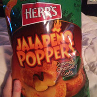 Herr's® Jalapeno Poppers Cheese Curls uploaded by Jes K.