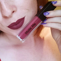 Sleek MakeUP Major Matte Ultra Smooth Matte Lip Cream - Velvet Slipper uploaded by Victoria W.