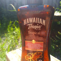 Hawaiian Tropic® Dark Tanning Oil uploaded by Natália X.
