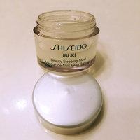 Shiseido Ibuki Beauty Sleeping Mask uploaded by Pallavi K.
