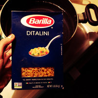 Barilla Pasta Ditalini uploaded by Haley A.