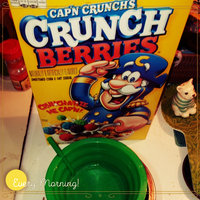 Cap'n Crunch's Crunch Berries Cereal uploaded by Haley A.