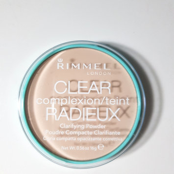 Photo of Rimmel London Clear Complexion Anti Shine Powder uploaded by Tia M.