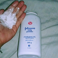 Johnson's® Baby Powder uploaded by Mikee S.