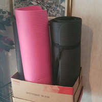 Cam Consumer Products, Inc. BFGY-AP6BLK All-Purpose Exercise Yoga Mat - Black uploaded by Tracy G.