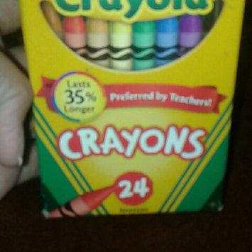 Photo of Crayola 24ct Crayons uploaded by surbhi p.