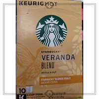 STARBUCKS® Veranda Blend® Mellow & Soft K-Cups® Pods uploaded by Mercedes T.