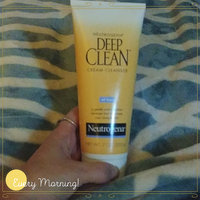 Neutrogena® Deep Clean® Cream Cleanser uploaded by Christine B.