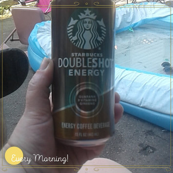 Photo of STARBUCKS® Doubleshot® Energy Mocha Drink uploaded by Jennifer S.