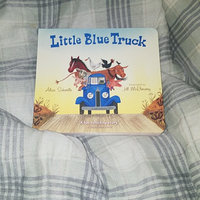 Little Blue Truck board book uploaded by Shelly M.