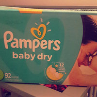 Pampers® Baby Dry™ Diapers Size 4 uploaded by Courtney G.