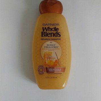 Photo of Garnier Whole Blends  Honey Treasures Repairing Shampoo uploaded by Francheska O.