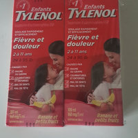 Tylenol® Infants' Simple Measure Cherry Oral Suspension uploaded by nazi K.