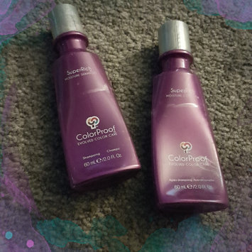 Photo of ColorProof Evolved Color Care SuperRich Moisture Shampoo, 10.1 oz uploaded by Shae-Lynn S.