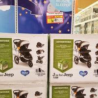 J is for Jeep Brand Adventure All-Terrain Jogging Stroller, Galaxy uploaded by Regine R.