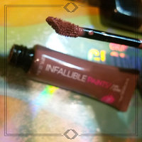 L'Oréal Infallible® Paints/Lip uploaded by Mara L.