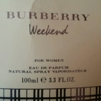 Photo of Burberry Weekend For Women Eau de Parfum uploaded by Nithya j.
