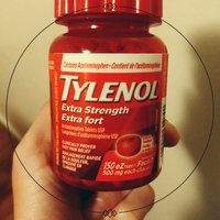 Tylenol® Extra Strength EZ Tablets uploaded by Erin P.