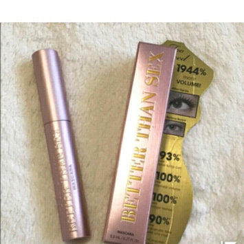 Photo of Too Faced Better Than Sex Mascara uploaded by mulan a.