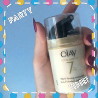 Olay Total Effects Night Firming Moisturizer Cream uploaded by mulan a.