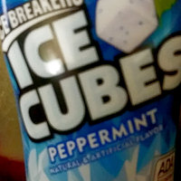 ICE BREAKERS ICE CUBES PEPPERMINT GUM uploaded by Star R.
