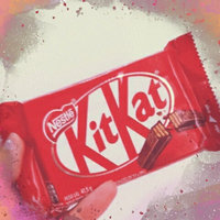 Kit Kat Crisp Wafers in Milk Chocolate uploaded by mulan a.