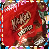 Kit Kat Minis Crisp Wafers in Milk Chocolate uploaded by mulan a.
