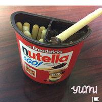Nutella & Go! Hazelnut Spread + Breadsticks uploaded by mulan a.