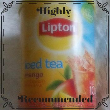 Photo of Lipton® Mango Iced Tea Mix uploaded by Sheila N.