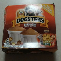 Dogsters Ice Cream Style Treats For Dogs Nutly Peanut Butter & Cheese Flavor 3.5 Oz Healthy Treats 4 Ct Box uploaded by Lyndse G.