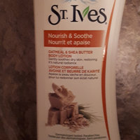 St. Ives Soothing Oatmeal & Shea Butter Body Lotion uploaded by Kirk S.