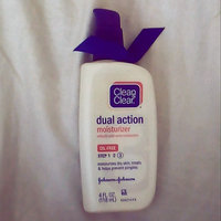 Clean & Clear® Essentials Dual Action Moisturizer uploaded by Jessyca A.