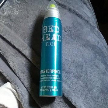 Photo of Bed Head Masterpiece™ Massive Shine Spray uploaded by Patrick O.