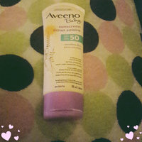 AVEENO® Baby Continuous Protection® Sensitive Skin Zinc Oxide Sunscreen SPF 50 uploaded by Courtney G.