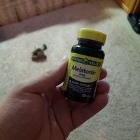 SPRING VALLEY® Melatonin Tablets uploaded by Anastasya V.