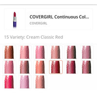 COVERGIRL Continuous Color Lipstick uploaded by BREA D.