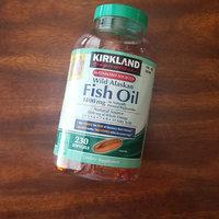 Kirkland Signature Wild Alaskan Fish Oil 1,400 mg, 230 Softgels uploaded by Anna S.
