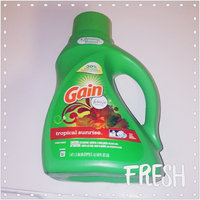 Gain® Tropical Sunrise™ with Febreze Freshness™ Detergent 50 fl. oz. Jug uploaded by Courtney G.