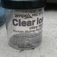Ampro Pro Styl Clear Ice Protein Styling Gel uploaded by Sahara E.