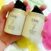 Olay Total Effects 7 in One Anti Aging Daily Face Moisturizer uploaded by Sarah H.