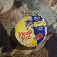 Meow Mix® Classic Pate Cat Food - Tuna size: 2.75 Oz uploaded by Valerie D.