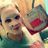Garnier SkinActive Moisture Bomb The Super Hydrating Glow-Boosting Sheet Mask uploaded by Amanda H.
