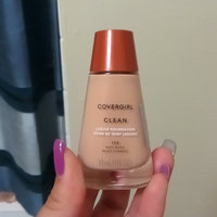 COVERGIRL Clean Liquid Makeup uploaded by Jasmine S.