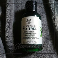 THE BODY SHOP® Tea Tree Skin Clearing Mattifying Toner uploaded by Patrick O.