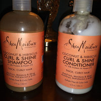 SheaMoisture Coconut & Hibiscus Curl & Shine Shampoo uploaded by Deazhane C.