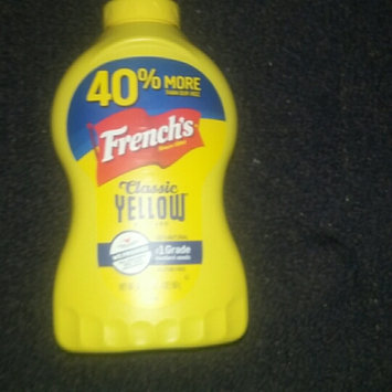 Photo of French's Classic Yellow Mustard uploaded by Liya R.